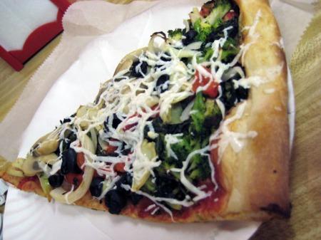 vinnies vegan pizza