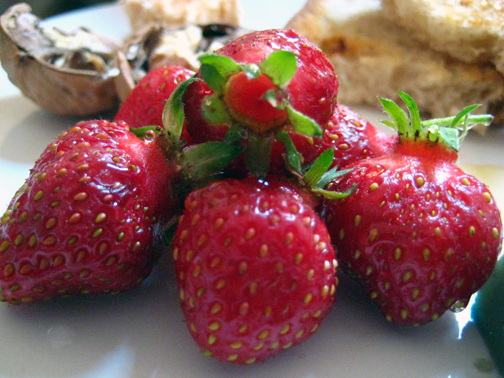 New York State Strawberries
