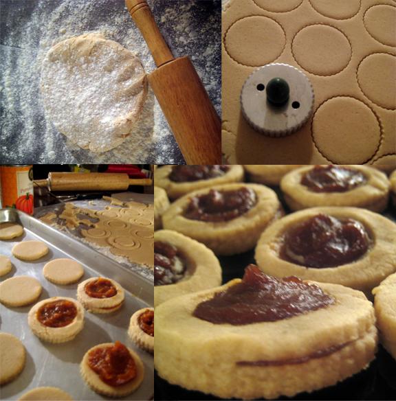 Easy Cookie Pies!