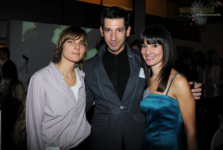 Daniela Sea, Joshua Katcher, Alison Becker