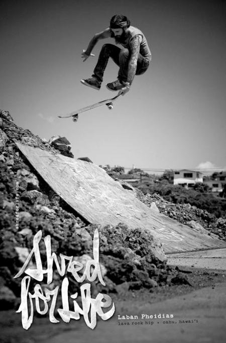 Shred For Life, Eco Skateboards